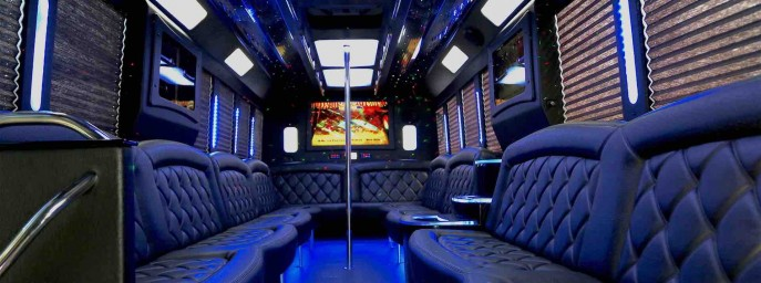 Party Bus Group - profile image