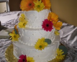 Wedding Cakes By Laurice