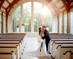 Top 10 wedding venues in atlanta ga best banquet halls the intimate colossal glass enclosed ceremony chapel at ashton gardens attracts hundreds of couples looking for the perfect wedding location junglespirit Images