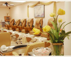 Nail Spa and Waxing