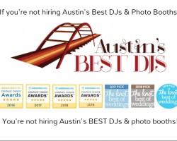 Austin's Best DJs & Photo Booths