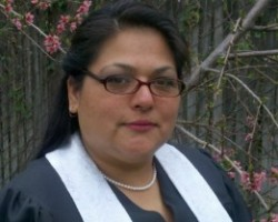 Reverend Belinda Singleton
