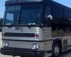 Baton Rouge Party Bus
