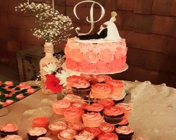 Custom cakes created by Brandi