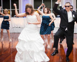 Dependable Wedding DJs & Photo Booths