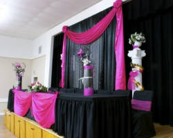 Saginaw Center Banquet Hall