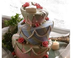Fantasy Wedding Cakes