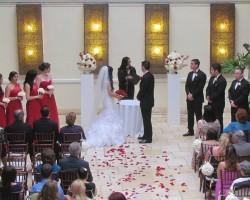 Wedding Ceremonies by Irene