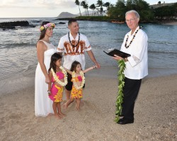 Hawaii Christian Weddings