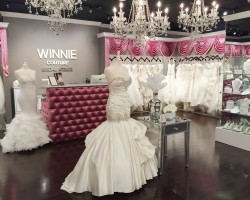 Winnie Couture Flagship Salon In Houston Has Been Crafting Some Of The Most  Sought After Designer Wedding Gowns In The Nation.