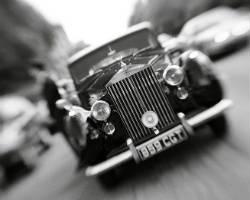 Antique Limousine
