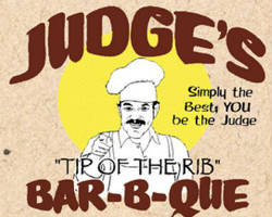Judge's Tip of the Rib BBQ