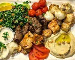Afrah Mediterranean Grill & Buffet