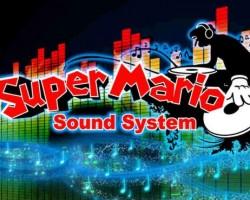 Super Mario Sound System