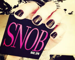 SNOB Nail Salon at Z Hotel NYC
