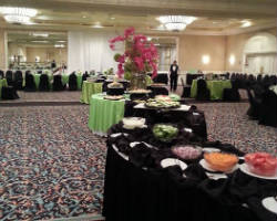 Catering Services at The Alexander Hotel