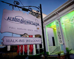 Albert Brown Salon