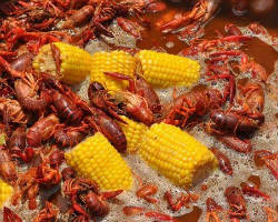 NOLA Crawfish King