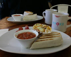 Cafe Evoke Catering
