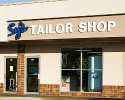 Sy's Tailor Shop
