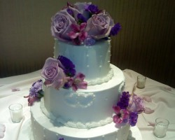 Wedding Cakes By Brenda McGee
