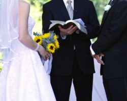 Bilingual Wedding Minister