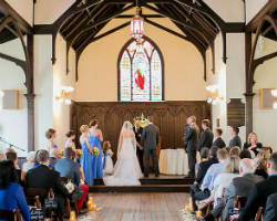 All Saints Chapel Top Wedding Venue in Raleigh, NC