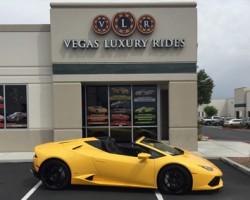 Vegas Luxury Rides