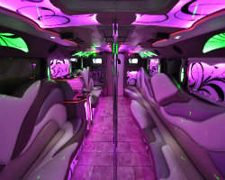 San Diego Crawler Limo & Party Bus services