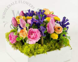 Wholesale Flowers & Supplies