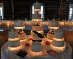 Wedding Cakes By Bonnie